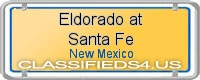 Eldorado at Santa Fe board